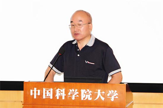 副院长霍国庆教授讲话发言